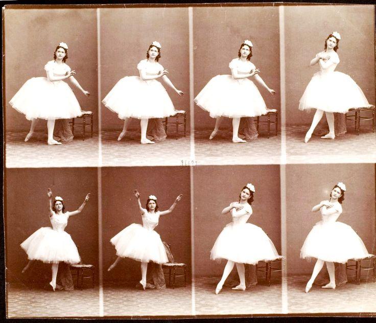Portrait  - Photo - Freeze Frame - Ballerina