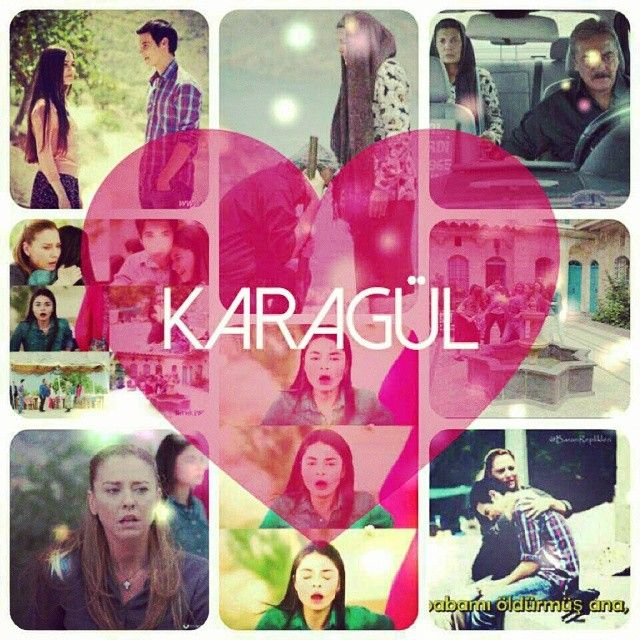 #Karagul #BlackRose #TurkishTVshow #Turkey
