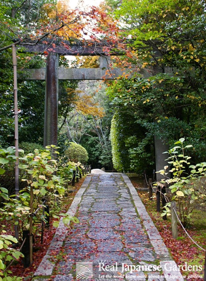Beautiful Japanese Garden Paths   Click To Check The Free Sample Page Or  Get The EBook