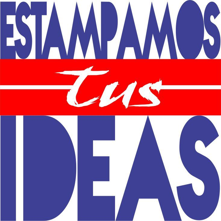 ESTAMPAMOS TUS IDEAS www.kreatex.com.co
