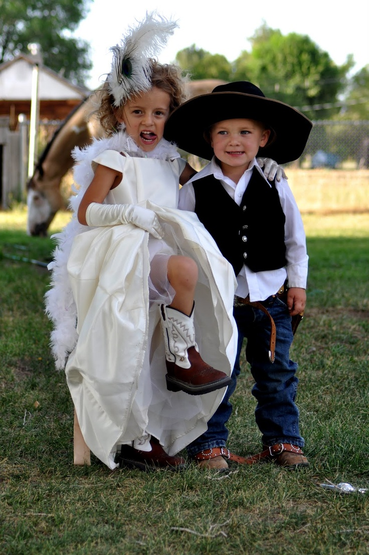 Skirts & Cowgirl Boots!