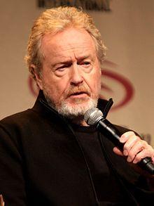 Ridley Scott, Director - Born in South Shields