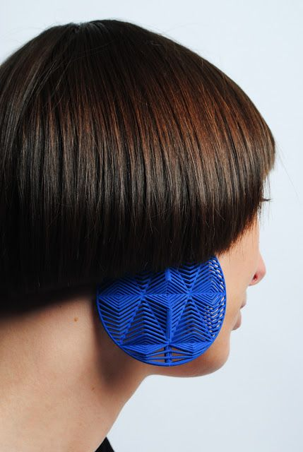 3D Printed Jewelry by Theresa Burger.