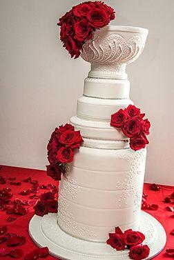 Gâteau de mariage, Un mariage thématique golf, hockey ou bord de mer?