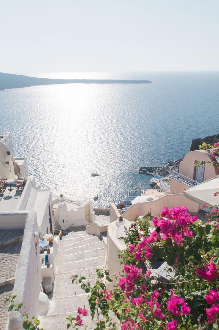 Santorini, Griechenland / Andrea Rufener