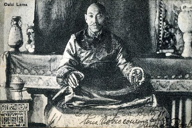 The 13th Dalai Lama, Thubten Gyatso , who died in 1933, thus giving ...
