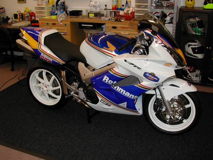 vfr800 rothmans - Google Search