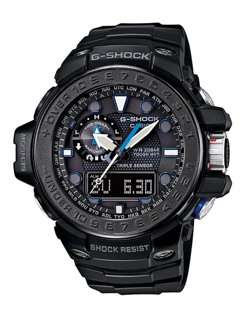 CASIO COLLECTION G-SHOCK GWN-1000C-1AER - GWN-1000C-1AER - CASIO - Forges Mobile