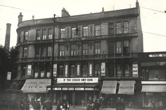 The Grand cinema , Cowcaddens street