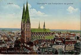 Image result for marienkirche lübeck