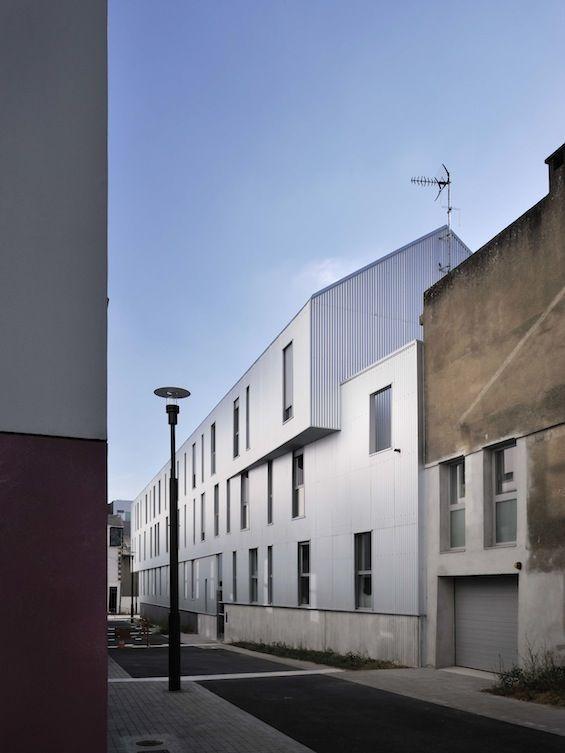 15 logements à Nantes / Garo Boixel Architectes
