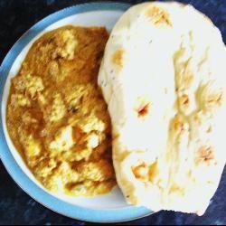 Recipe photo: Slow cooked chicken korma