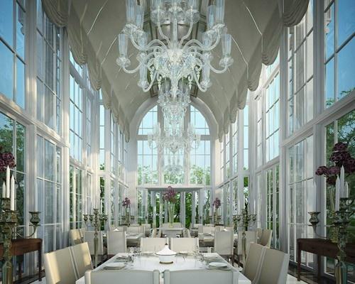 Residence at Diamond Golf - Ballroom