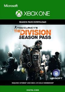 Tom Clancy's The Division Season Pass - Xbox One [Digital Download Add-On]