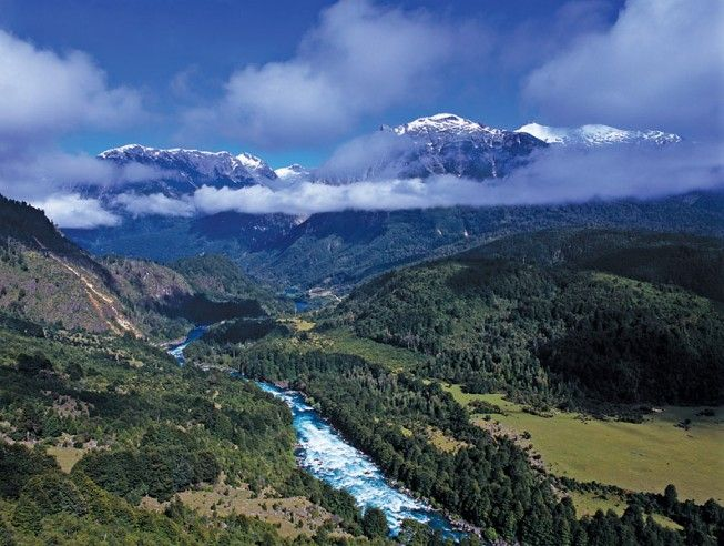 Hydroelectric project on the Futaleufú River is said to be Chile's second largest! The future of Patagonia is in our hands.