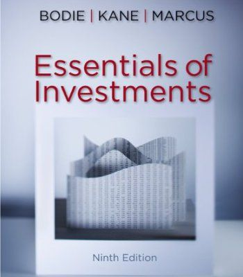 Essentials of Investments with Connect Access Card (The Mcgraw-Hill/Irwin Series in Finance, Insurance, and Real Estate) PDF