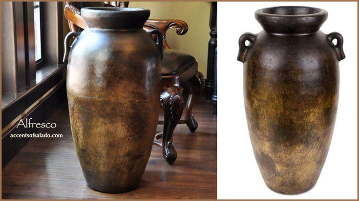Tuscan Floor Vase Tuscan Decor Pinterest Vases Vase