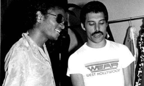 Freddie & Michael