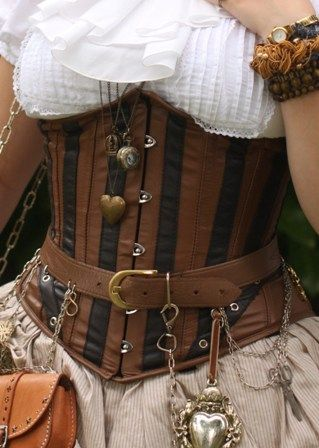 Well done belt.  Like the accessories. ~ W