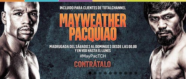 Esta noche se celebra el combate de boxeo más importante de este siglo. Descubre cómo ver gratis o pagando el combate entre Floyd Mayweather vs Manny Pacquiao en vivo a través de Internet, sea cual sea tu dispositivo