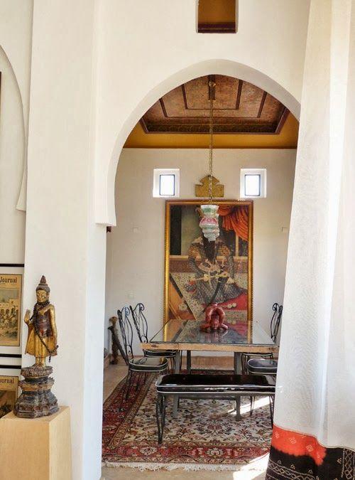 【実例】モロッコ風インテリアと雑貨 | 海外インテリア&お部屋実例集