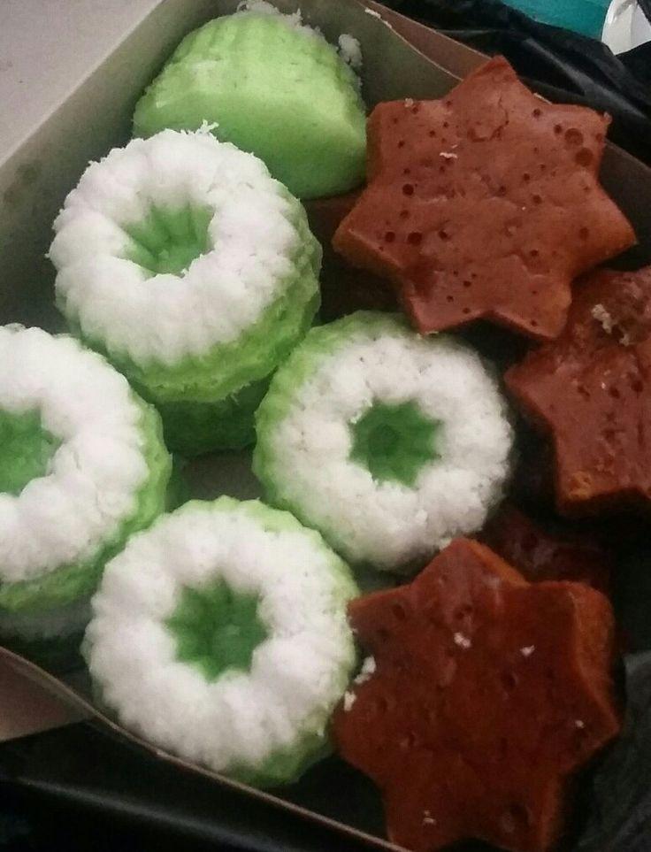 Kue bolu gula merah
