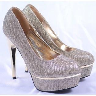 Pantofi de Dama Cinderella Gold http://www.goldenware.ro/Pantofi-Dama/Pantofi-de-Dama-Cinderella-Gold