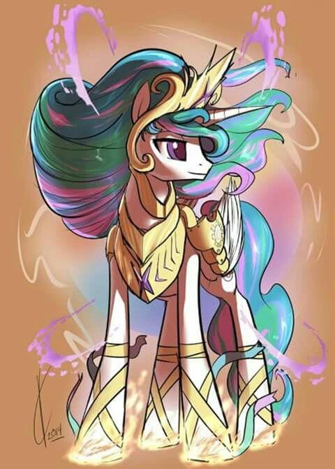 MLP pony armor
