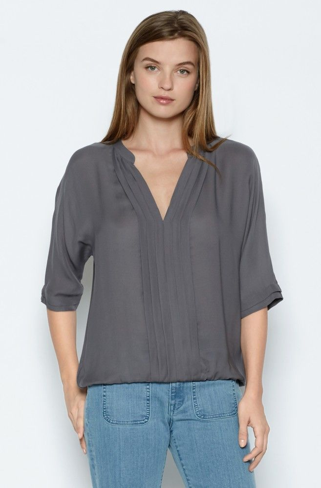 Marru Silk Top