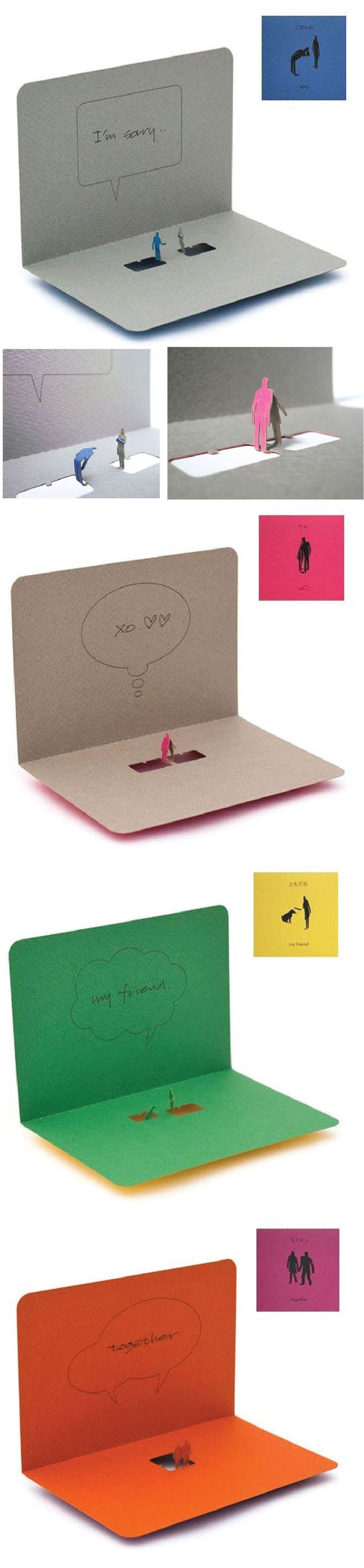 Cut out cards