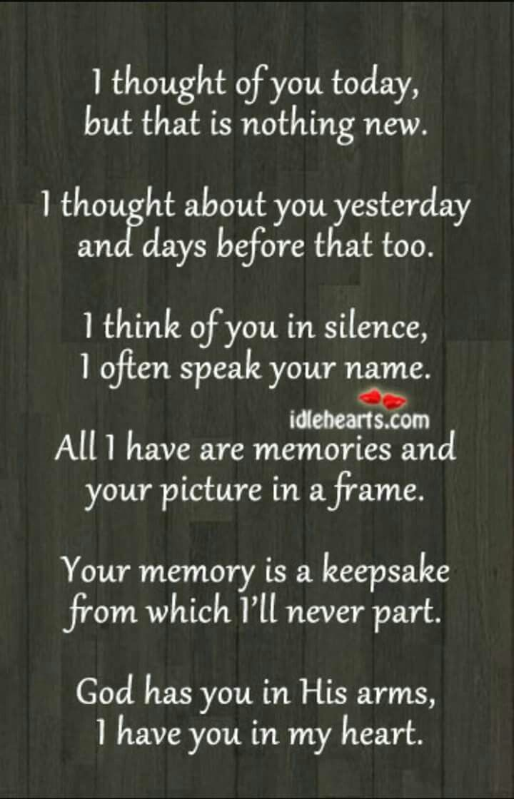 In Memory Of Lost Loved Ones Quotes 218 Best Sayings Images On Pinterest  Qoutes Quotations And Memories