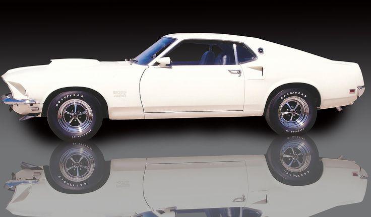 1969 Boss 429