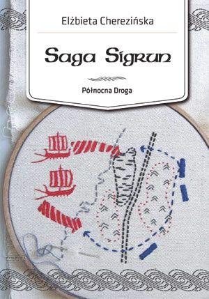 !!!! Okładka książki Saga Sigrun