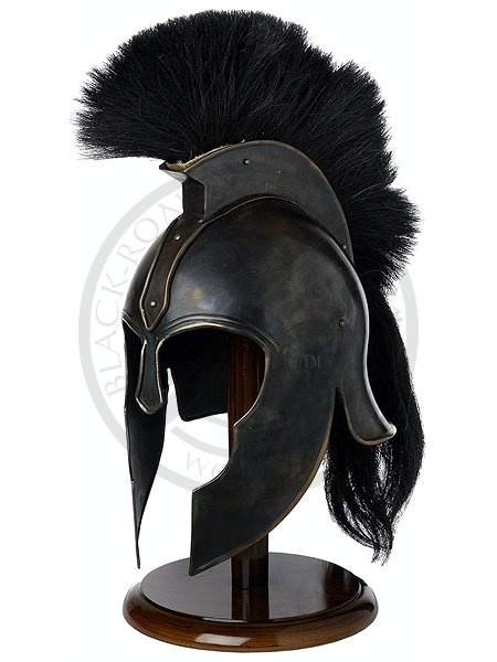 Own a replica Greek Helmet