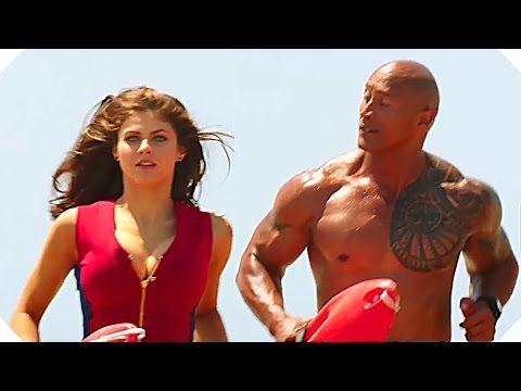 Baywatch – Brand New Trailer! – We Make Movies On Weekends