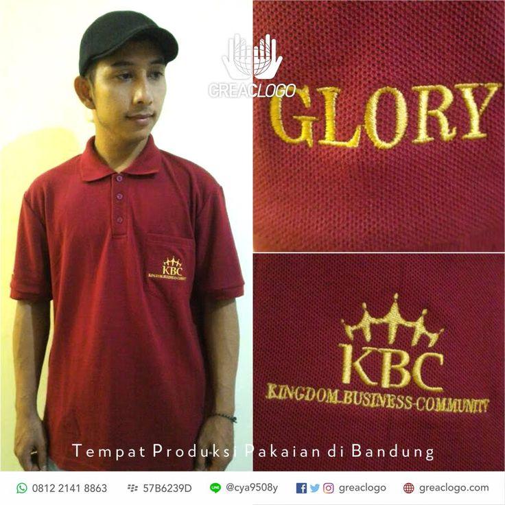 Polo KBC/  Konveksi Bandung / 0812 2141 8863 / BB : 57B6239D / LINE @cya9508y