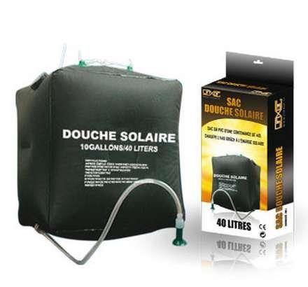 Linxor france sac douche solaire pour camping ou autre norme ce promo - Fabriquer une douche solaire ...