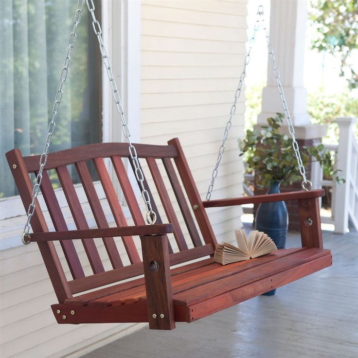 72 Best Swing Porch Bench Images On Pinterest Porch