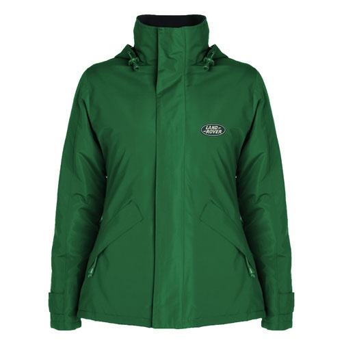 AWESOME Land Rover Womens Parka at an AWESOME price! http://www.awesome4x4stuff.com/land-rover-parka-in-green-for-women-216-p.asp