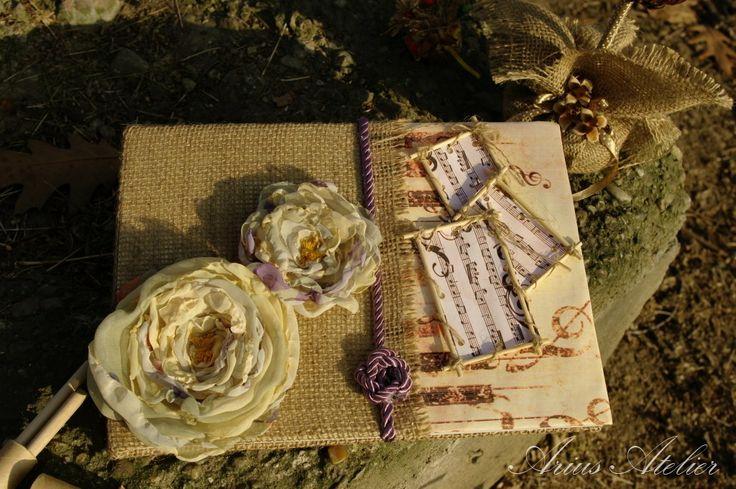Carte de oaspeti pentru nunta sau botez #cartedeoaspeti #guestbook #botez