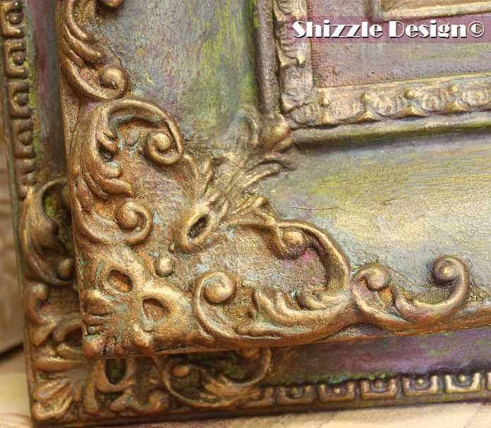 How to Easily Add Shimmer and Sparkle to Painted Furniture using American Paint Company's Metallic Mica Powders VIDEO — Shizzle Design http://shizzle-design.com/2014/02/how-to-add-sparkle-to-painted-furniture-using-american-paint-companys-metallic-mica-powders-video.html