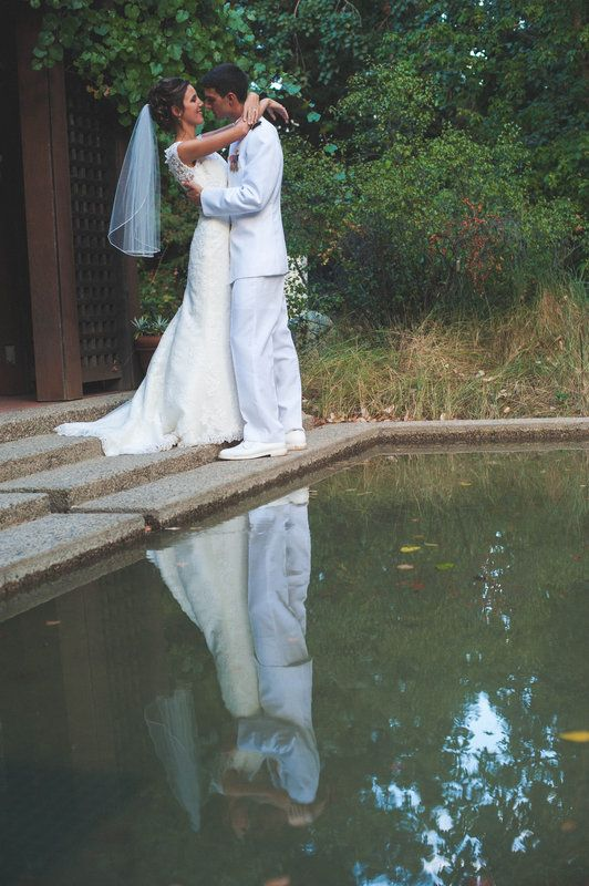 Rancho Santa Ana Botanic Gardens Wedding In Claremont California
