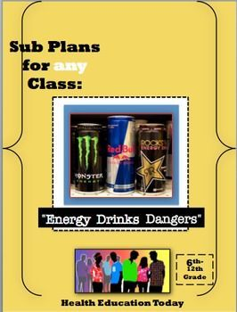 jewellery shop Substitute Lesson Plans for Any Middle or High School Class   Energy Drinks Dangers   This is one of my hottest selling lessons and NEWLY REVISED to show the Common Core Standards it meets    Meets Common Core Standards for Reading 3  4 and 7   One buyer described this lesson as    34 One of the BEST lesson plans I have ever encountered   34  Check it out