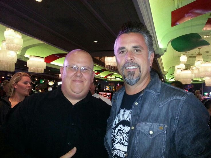 Richard from Gas Monkey Garage (Fast and Loud) at The Grand Sierra