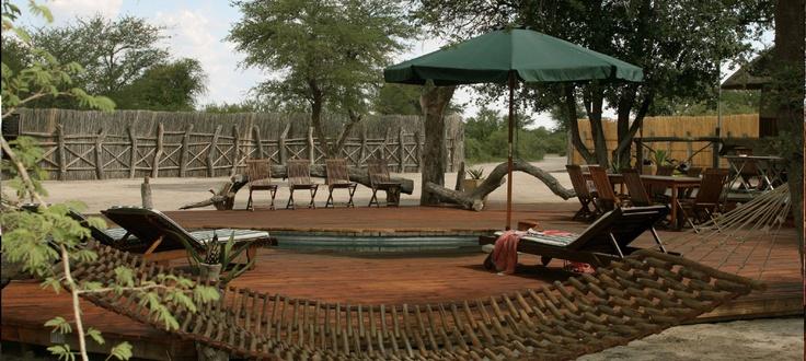 Relax at Haina Lodge  #kalahari #botswana #safari #africa #travel #bushmen #desert #bigfive #wildlife #animals #lodgeaccommodation #gameviewing