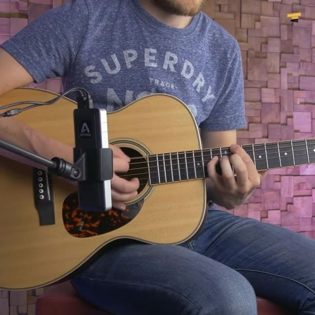 We Find Out What Makes The Apogee One Ideal For Capturing Acoustic Guitar Apogeeone Acoustic Guitar Guitarist Recor Guitar Acoustic Acoustic Guitar