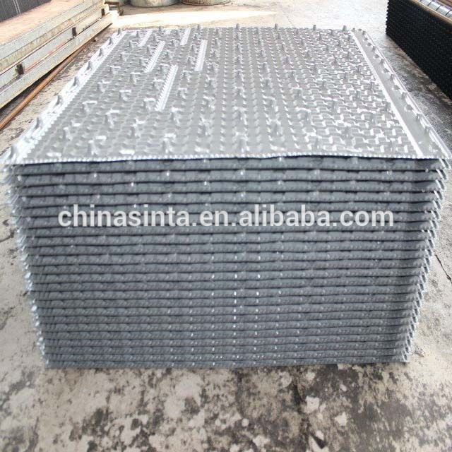 950*950mm shinwa cooling tower fill