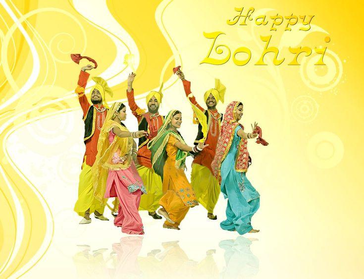 lohri quotes | Happy Lohri Wallpapers with Quotes