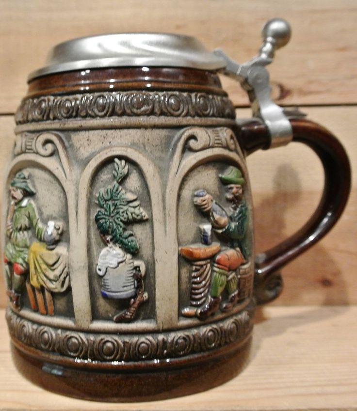 25 Best Ideas About German Beer Steins On Pinterest German Beer Mug Beer Stein And German
