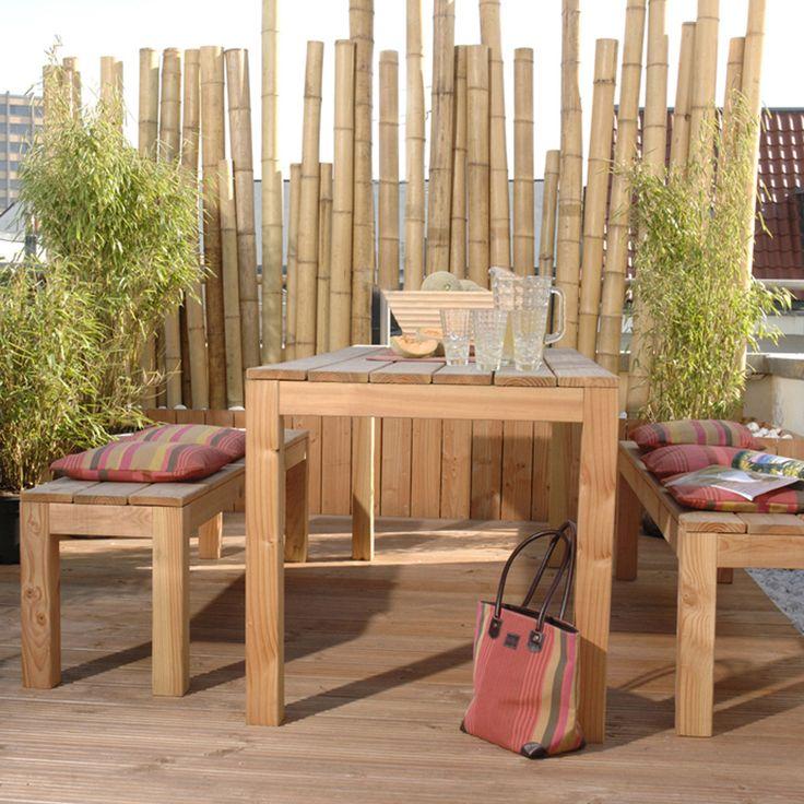 die besten 25 bambus sichtschutz ideen auf pinterest bambus garten ideen bambus als. Black Bedroom Furniture Sets. Home Design Ideas